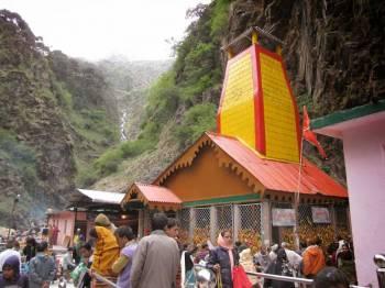 Yamunotri Gangotri Tour