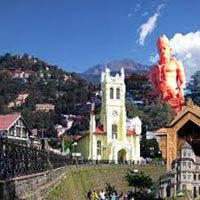 Hill Station Tour Shimla