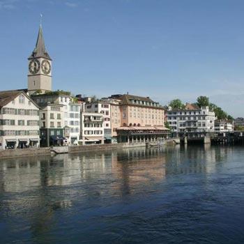 Zurich Stopover 2 Nights / 3 Days Tour