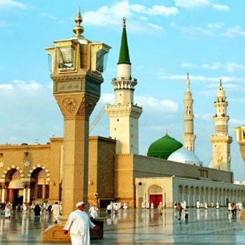 Makkah & Madinah 4 Nights / 5 Days Package