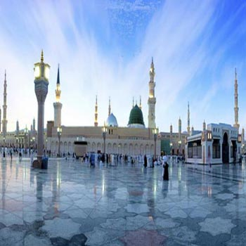 Madinah & Makkah 4 Nights / 5 Days Tour