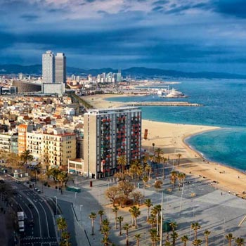 Barcelona City 2 Nights / 3 Days Tour