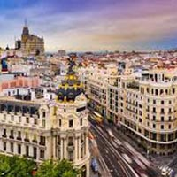 Madrid City Break 2 Nights / 3 Days Tour
