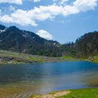 Holy Lake trek of Dhauladhar Tour