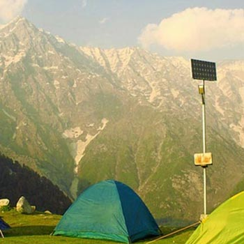 Triund Treking And Camping Tour