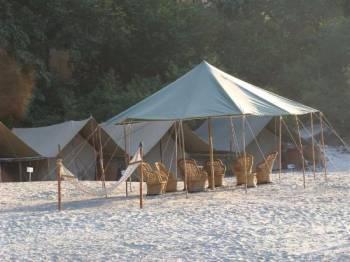 Camping in Shivpuri Tour
