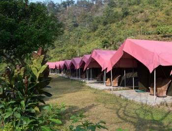 Camping in Byasi Tour
