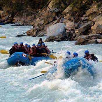 Rafting Shivpuri To Ram Jhula Package