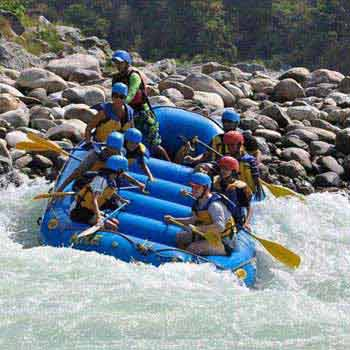Rafting Marine Drive To Rishikesh Package
