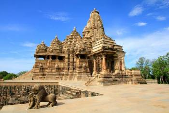 03 Night & 04 Days Gwalior , Orchha & Khajuraho with Panna Tour Package