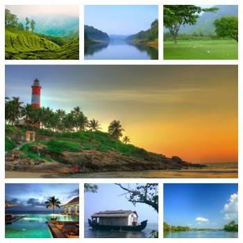 Kerala Trpical Off Beat Tour 04 Nights & 05 Days
