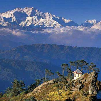 Sikkim - Gangtok - Darjeling 5 Days / 4 Nights Tour