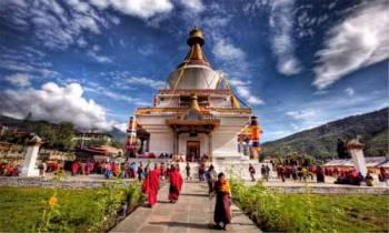 Paro - Thimpu - Paro Tour