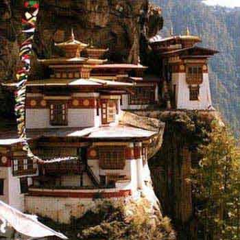 Paro - Thimpu - Wangdi - Paro Tour