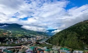 Paro - Thimpu - Wangdi - Paro Package