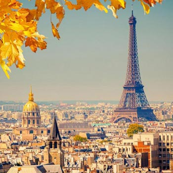 European Triangle /8 days Package