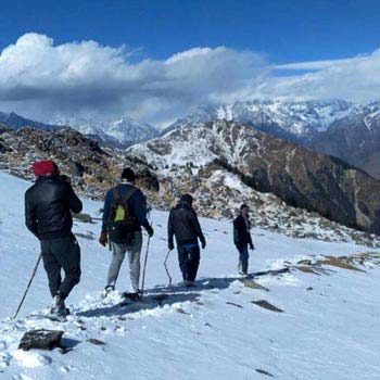 Kuari Pass Trek Tour