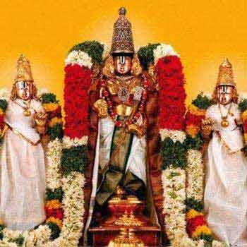 Thirupathi package