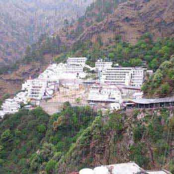 Kashmir Via Vaishno Devi Package