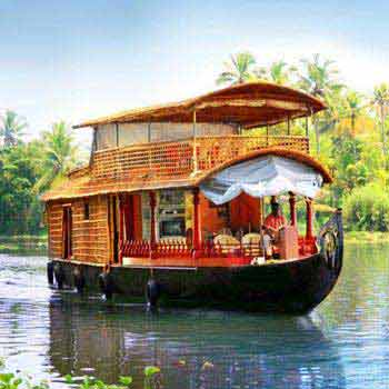 07 Nights / 08 Days Enchanting Kerala Tour Package