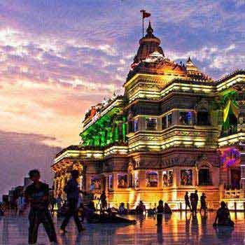 Gokul Mathura 4 Nights & 5 Days Package