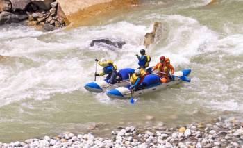 River Rafting in Rishikesh Tour