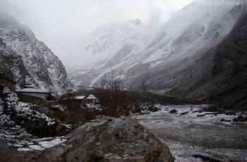 Raacho Peak - Charang Ghati