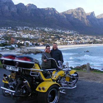 Full Day Cape Point & Peninsula Trike Tour