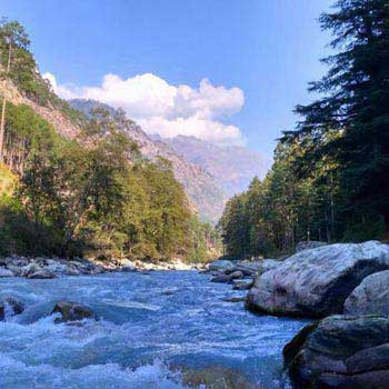 Kasol And Manali Tour Package