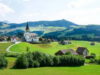 Scenic Switzerland Tour