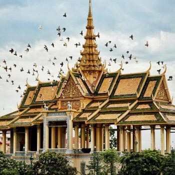 The Grand Cambodia Tours 12Days – 11Nights
