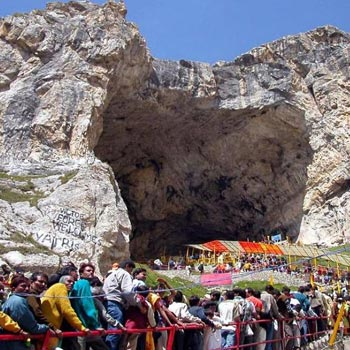 3 Days Amarnath Yatra Package Via Baltal