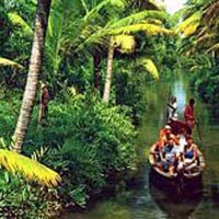 Beach And Backwater's Of Kerala Tour