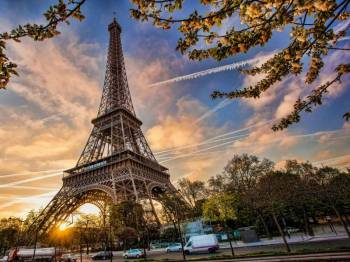 Italy – Switzerland – Paris Tour