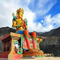 Nubra Valley Jeep Safari Tour Ladakh