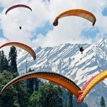 Thrilling Manali Tour