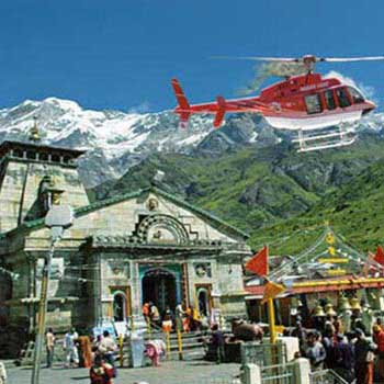Char- Dham Yatra by Helicopter 2Day
