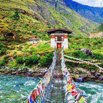 Bhutan 06Night - 07days Tour