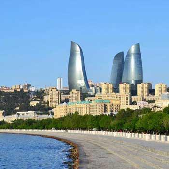 Baku - Azerbaizan 03Night - 04Days Package