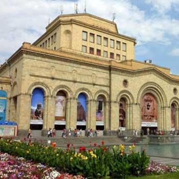 Yerevan - Armenia 04Night - 05Days Package