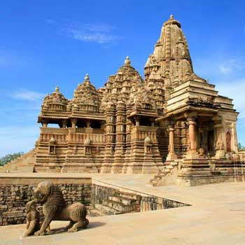 Temple Of Madhya Pradesh 04Night - 05Days Tour