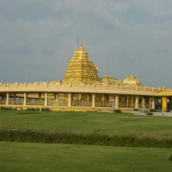 Tirupati - Vellore - Chennai 03Night-04Days Tour