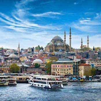 Magic Of Turkey Tour