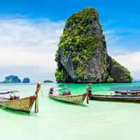 4 Night Phuket + 2 Night Krabi + 2 Night Bangkok Honeymoon Special Package