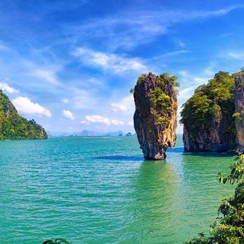 4 Night Phuket + 2 Night Krabi + 2 Night Bangkok Honeymoon Special Package