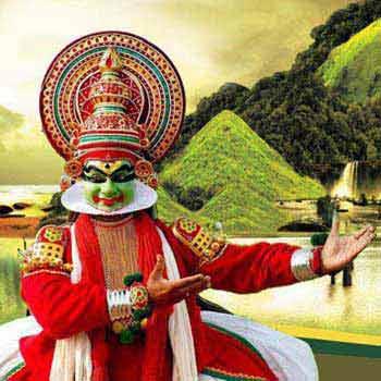 Exotic Kerala 7 Night 8 Day With Flight Ex Mumbai Tour