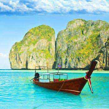 Tranquil Thailand Tour