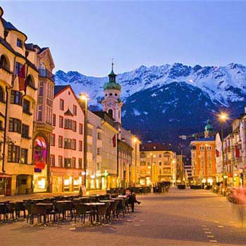 Innsbruck City Breaks Package
