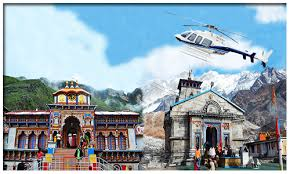 Do Dham Yatra By Helicopter Tour