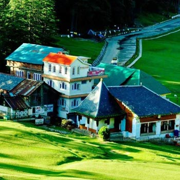 Beautiful Himachal with Shimla & Manali 7N-8D Package
